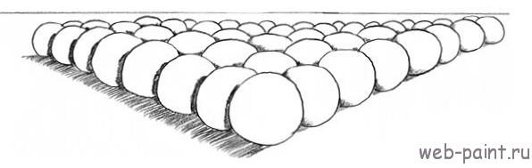 Как нарисовать сферу 3D. Продвинутый уровень14