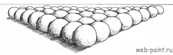 Как нарисовать сферу 3D. Продвинутый уровень15