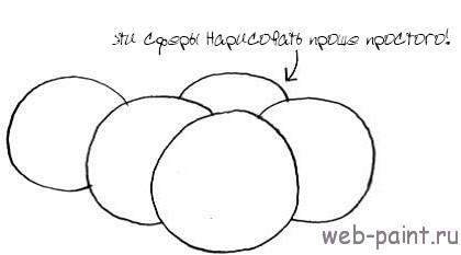Как нарисовать сферу 3D. Продвинутый уровень8