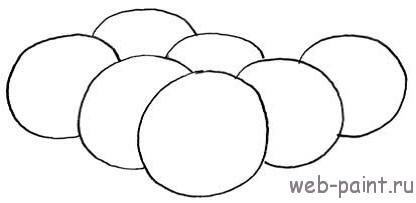 Как нарисовать сферу 3D. Продвинутый уровень9